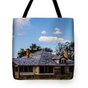 Anybody Home Tote Bag