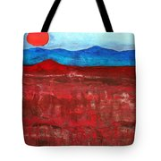 Anza-borrego Vista Original Painting Tote Bag