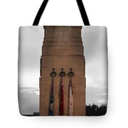 Anzac Day 2014 Auckland Museum Cenotaph Tote Bag