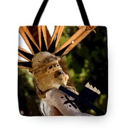 Apache Dancer Tote Bag