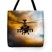 Apache Hunter  Tote Bag