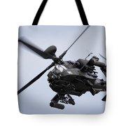 Apache Longbow Tote Bag