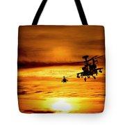 Apaches  Tote Bag