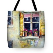 Apartment 9 Tote Bag