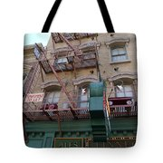 Apartment To Let At Finnegans Tote Bag