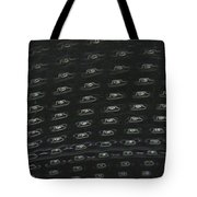 Apartments Of The Future Tote Bag