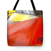 Apba Boat And Helmet 24291 Tote Bag