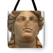Aphrodite The Goddess Of Love And Beauty  Tote Bag
