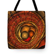 Apocolypse Growth Rings Tote Bag