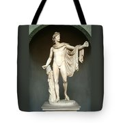 Apollo Belvedere Tote Bag