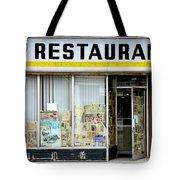 Apollo Eleven Restaurant Tote Bag