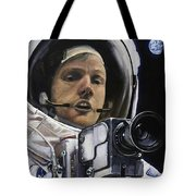 Apollo- For Mankind Tote Bag