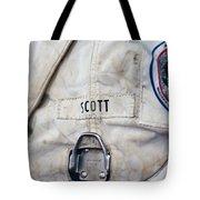 Apollo Lunar Suit Tote Bag