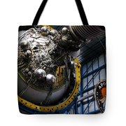 Apollo Mission Space Craft Tote Bag