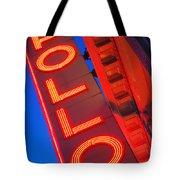 Apollo Nights Tote Bag