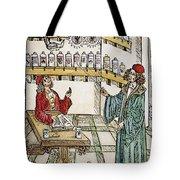 Apothecary Shop, 1500 Tote Bag