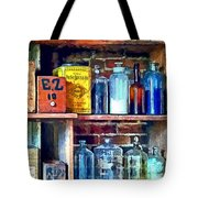 Apothecary Stockroom Tote Bag