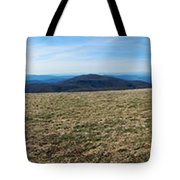 Appalachain Trail Bald Tote Bag