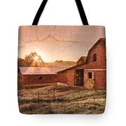 Appalachian Barns Tote Bag