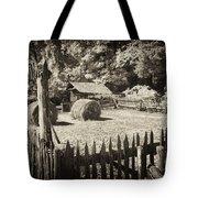 Appalachian Barnyard Tote Bag