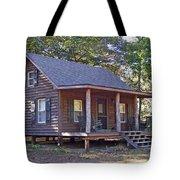 Appalachian Cabin Tote Bag