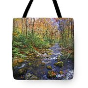 Appalachian Highlands Tote Bag