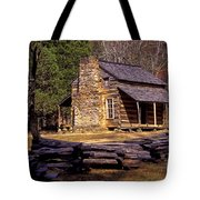 Appalachian Homestead Tote Bag