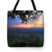 Appalachian Mountains Tote Bag