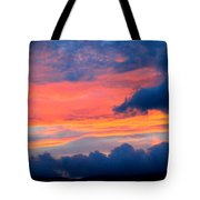 Appalachian Sunset Tote Bag