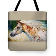 Appaloosa Spirit 3618 Tote Bag