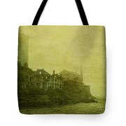 Apparating Horrors Tote Bag