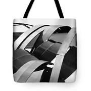 Apparitions Of Faces  Tote Bag
