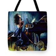 Appassionato Tote Bag by Hanne Lore Koehler