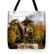 Appeal To The Great Spirit Tote Bag by Tamyra Ayles