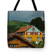 Appenzell Famous Windows Tote Bag