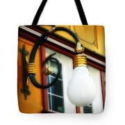 Appenzell's Swiss Lamp Store Tote Bag