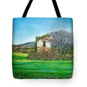 Appia Antica, House, 2008 Tote Bag