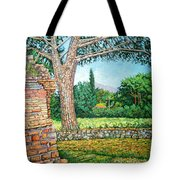 Appia Antica, View, 2008 Tote Bag