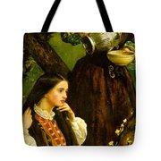 Apple Blossoms Spring Tote Bag