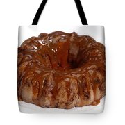 Apple Caramel Bundt Cake Tote Bag