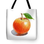 Artz Vitamins Series An Apple Tote Bag