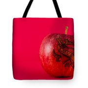 Apple Love From Tattoo Series Tote Bag