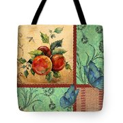 Apple Tapestry-jp2203 Tote Bag