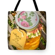 Applepie Filling Canned Tote Bag
