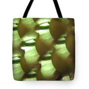 Apples Abstract 3 Tote Bag
