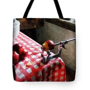Apples And Apple Peeler Tote Bag