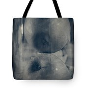 Apples In Glass Tote Bag