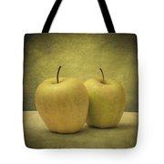 Apples Tote Bag by Taylan Apukovska