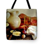 Apples Today Tote Bag