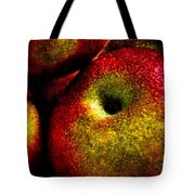 Apples Two Tote Bag